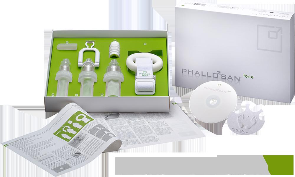 Phallosan Forte Medizinische Penispumpe